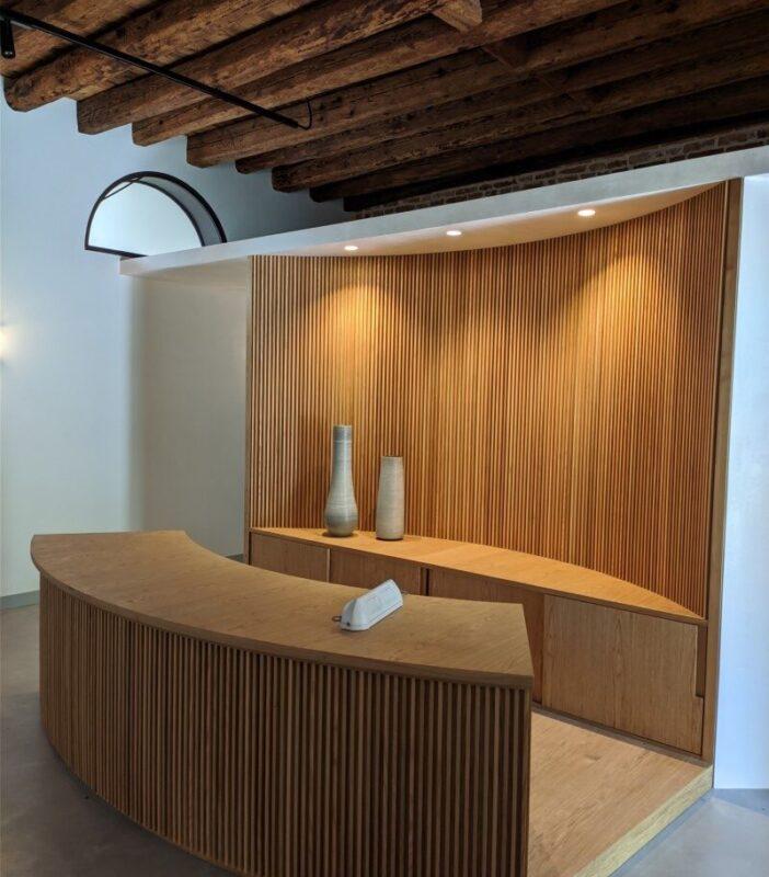 Sala meeting Magia del Brenta